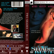 Two Shades Of Blue (1999) R1 Custom Cover