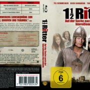 1 1/2 Ritter (2009) R2 Blu-Ray German Cover