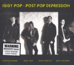 Iggy Pop – Post Pop Depression (2016) CD Cover