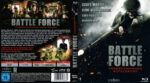 Battle Force (2012) R2 German Blu-Ray Cover & label