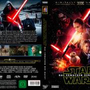 Star Wars: Das Erwachen der Macht (2015) R2 German Cover
