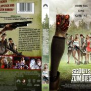 Scouts vs Zombies (2015) R2 GERMAN Cover