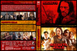Machete Double Feature (2010-2013) R1 Custom Cover