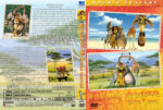 Madagascar Double Feature (2005-2008) R1 Custom Cover