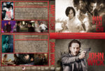 Man of Tai Chi / John Wick Double Feature (2013-2014) R1 Custom Cover