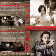 Man of Tai Chi / John Wick Double Feature (2013-2014) R1 Custom Cover