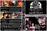The Man with the Iron Fists Double Feature (2012-2015) R1 Custom Cover