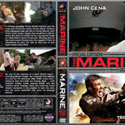 The Marine Double Feature (2006-2009) R1 Custom Cover
