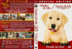 Marley & Me Double Feature (2008-2011) R1 Custom Cover