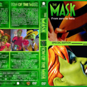 The Mask / Son of the Mask Double Feature (1994-2005) R1 Custom Cover