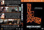 The Mechanic Double Feature (1972-2011) R1 Custom Cover