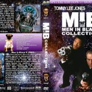Men in Black Double Feature (1997-2002) R1 Custom Cover