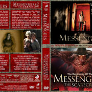 The Messengers Double Feature (2007-2009) R1 Custom Cover