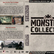 Monsters Collection (2010-2014) R1 Custom Cover