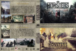 Monsters Double Feature (2010-2014) R1 Custom Cover