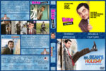 Mr. Bean Double Feature (1997-2007) R1 Custom Cover