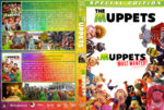 The Muppets Double Feature (2011-2014) R1 Custom Covers