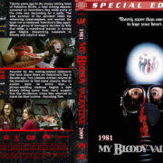 My Bloody Valentine Double Feature (1981-2009) R1 Custom Covers