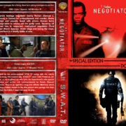 The Negotiator / S.W.A.T. Double Feature (1998-2003) R1 Custom Cover