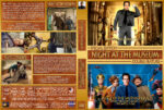 Night at the Museum Double Feature (2006-2009) R1 Custom Cover