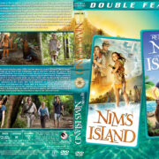 Nim's Island Double Feature (2008-2013) R1 Custom Cover