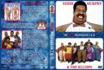 The Nutty Professor I & II (1996-2000) R1 Custom Cover