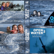 Open Water Double Feature (2004-2006) R1 Custom Cover