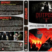 Outpost / Outpost II Double Feature (2008-2012) R1 Custom Covers