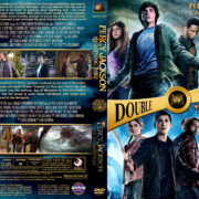 Percy Jackson Double Feature (2010-2013) R1 Custom Cover