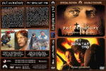 Pet Sematary Double Feature (1989-1992) R1 Custom Cover