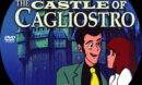 Lupin the Third: The Castle of Cagliostro (1979) R0 CUSTOM Label