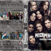 Pitch Perfect Collection (2012-2015) R1 Custom Cover