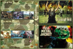 Platoon / Full Metal Jacket Double Feature (1986-1987) R1 Custom Cover