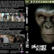 Planet of the Apes Double Feature (2001-2011) R1 Custom Covers