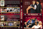 The Producers Double Feature (1968-2005) R1 Custom Cover