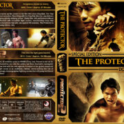 The Protector Double Feature (2005-2013) R1 Custom Cover