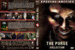 The Purge Collection (2013-2014) R1 Custom Cover