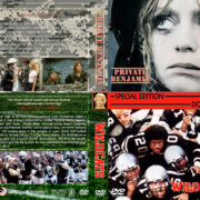 Private Benjamin / Wildcats Double Feature (1980-1986) R1 Custom Cover