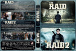 The Raid / The Raid 2 Double Feature (2011-2014) R1 Custom Cover