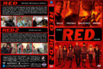 RED / RED 2 Double Feature (2010-2013) R1 Custom Cover