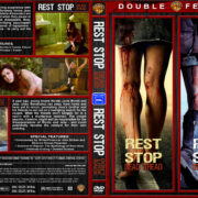 Rest Stop Double Feature (2006-2008) R1 Custom Cover