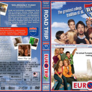 Road Trip / Euro Trip Double Feature (2000-2004) R1 Custom Covers