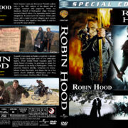 Robin Hood Double Feature (1991-2010) R1 Custom Covers