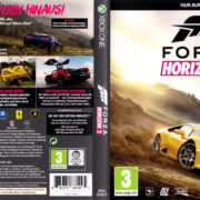 Forza Horizon 2 (2014) XBOX ONE German Cover