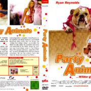 Party Animals – … wilder geht's nicht! (2002) R1 Custom Cover