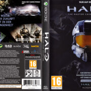 Halo The Master Chief Collection (2014) XBOX ONE German Cover