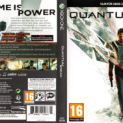 Quantum Break (2016) XBOX ONE German Cover