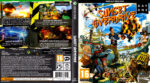 Sunset Overdrive (2014) XBOX ONE German Cover