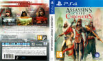 Assassins Creed Chronicles (2015) PS4 Multi Cover