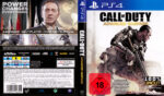 Call of Duty Advanced Warfare (2014) V2 PS4 German Cover